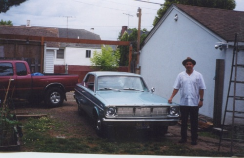 gil and our 66 dart