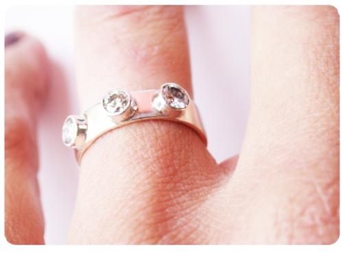 diamond ring by lovinganvil