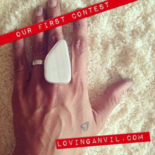 lovinganvil contest